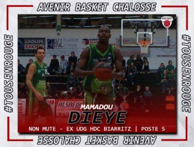 R1M : Signature de Mamadou Dieye