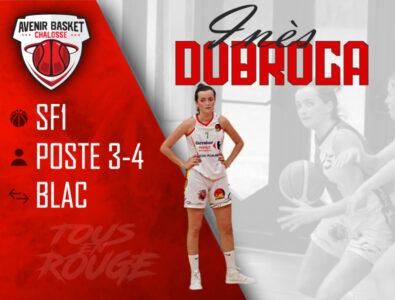 N3F : Signature d'Inès Dubroca