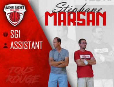 R1M : Nouvel assistant coach